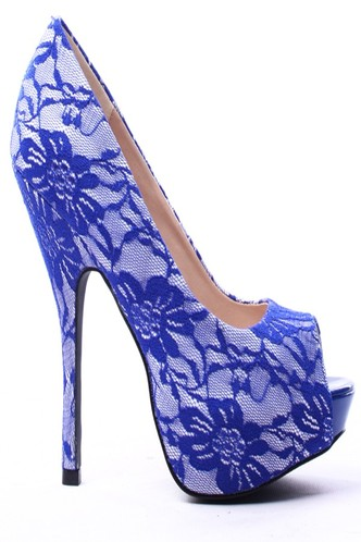 floral mesh lace heels,high heels pumps,6 inch heels,peep toe heels,high heels shoes